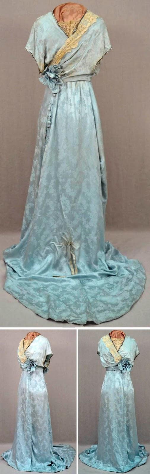 история женского костюма 19 века