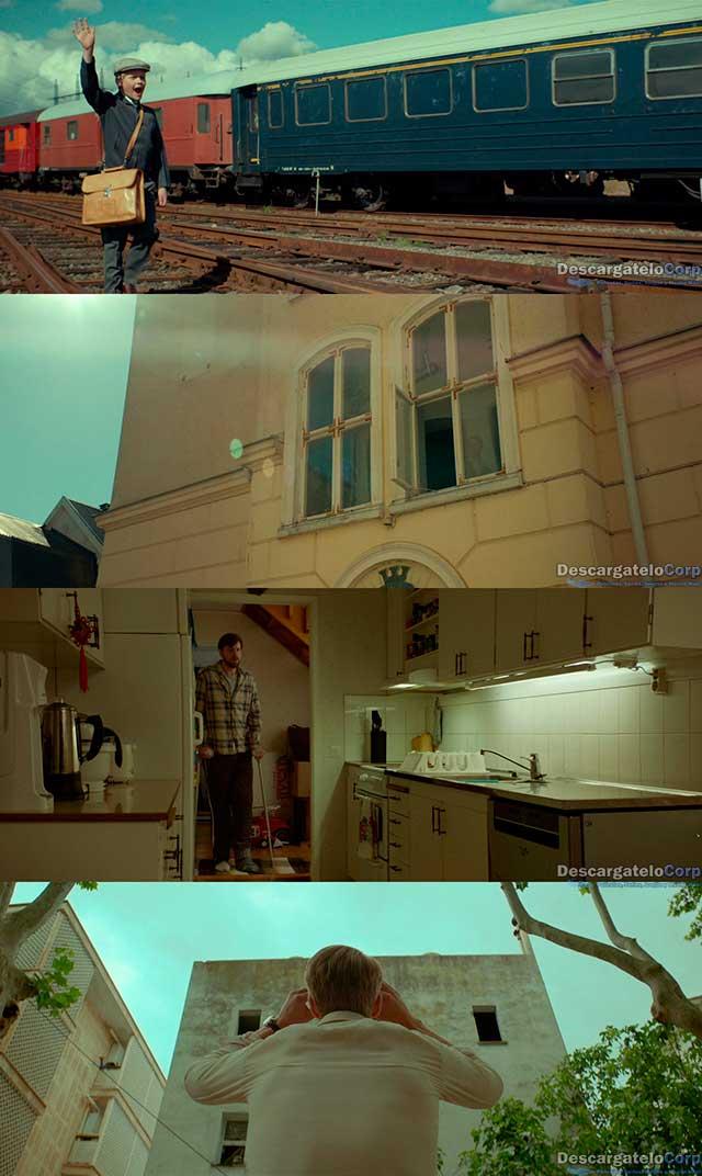 Un Hombre Gruñón (2015) HD 720p Latino