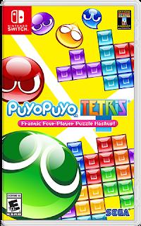 Puyo Puyo Tetris Switch NSP XCI