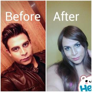 20 Foto Perubahan Transgender Paling Ekstrim, Dijamin Pasti Kalian Gak Nyangka Kalau Mereka Transgender!