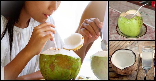 Coconut Water Against High Blood Pressure