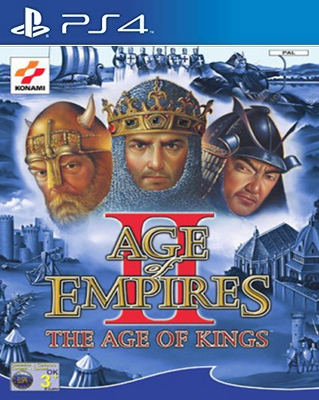 Age Of Empires 2: The Age Of Kings |PS4 için PS2 PKG Oyun İndir