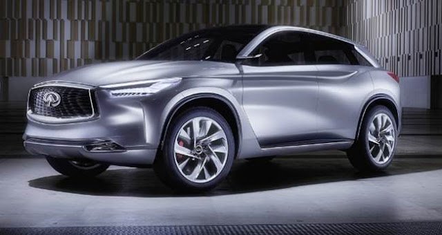 2018 Infiniti QX70 Redesign, Rumors