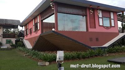 Rumah Terbalik Kota Kinabalu