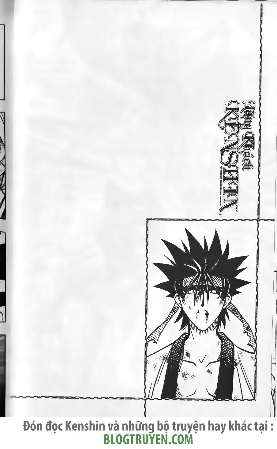 Rurouni Kenshin chap 200 trang 20