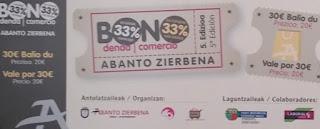 Bono Comercio de Abanto