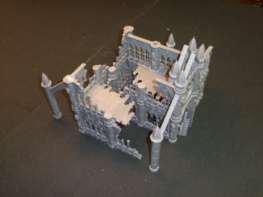 Adventures In Miniature Gaming: Pegasus Hobbies Gothic City