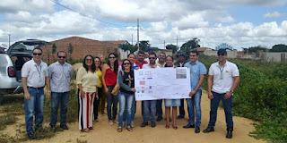 Santa Luzia, distrito de Picuí terá sistema de dessalinização de água para consumo humano