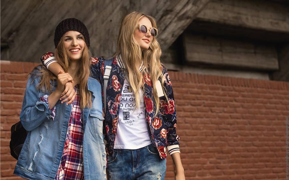0b8d3bf5b Moda otoño invierno 2016 camisas de mujer  Union Good otoño invierno 2016  looks juveniles.
