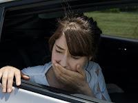 Tips Ampuh Hindari Mabuk Saat Berpergian dengan Mobil