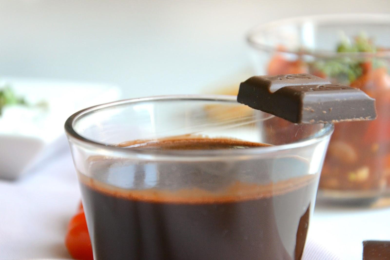 Vegan Chocolate Dip