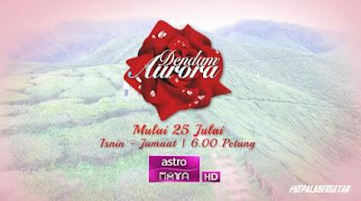 Drama Dendam Aurora Di Astro Prima Dan Maya HD