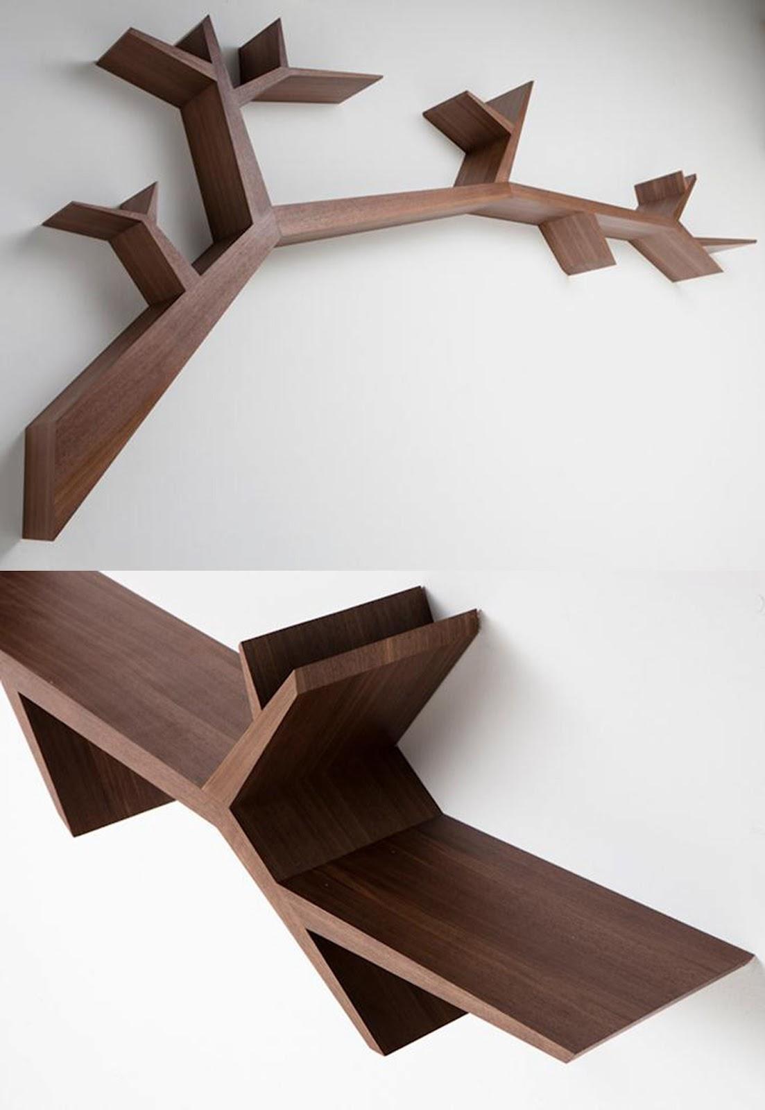 Albero come libreria di design bookcase tree arc art for Blog di design