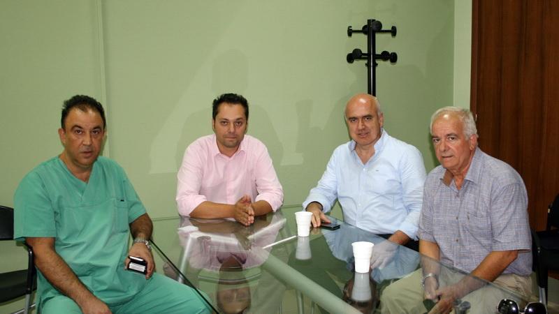 Προμήθεια νέου εξοπλισμού για τα Νοσοκομεία Διδυμοτείχου, Κομοτηνής και Δράμας