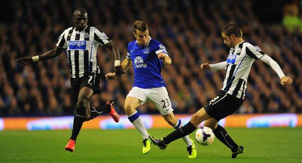 Newcastle United vs Everton