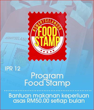 bantuan makanan asas food stamp