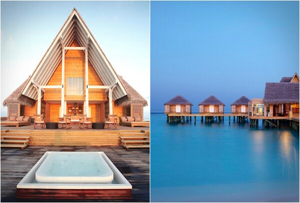 Maldives Anantara Kihavah Resort