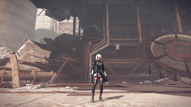 NieR: Automata greatest game ever