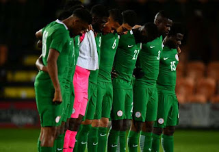 Sport: FIFA awards Super Eagles World Cup match to Algeria, fines Nigeria N2.17m