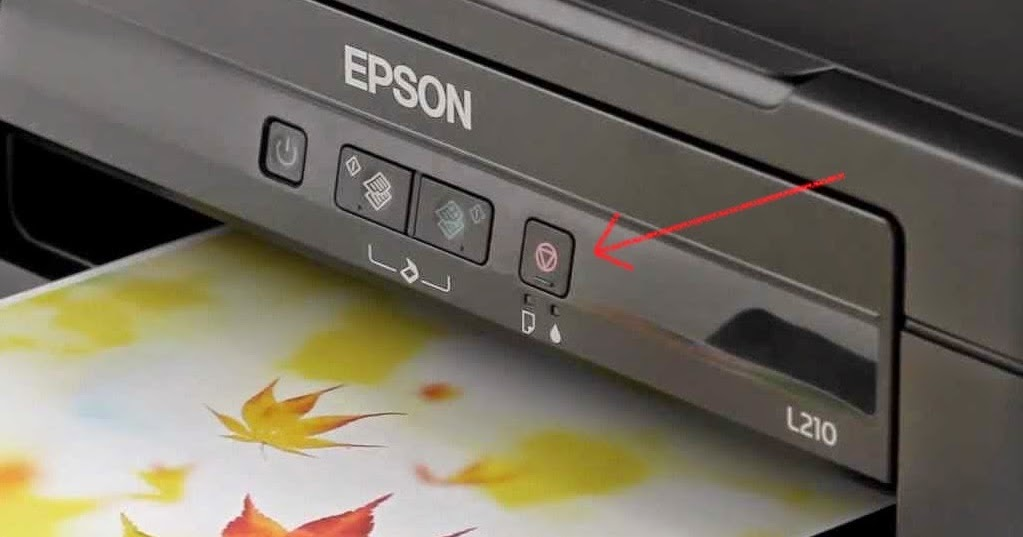 How to get rid of the 5B00 error message on Canon printers