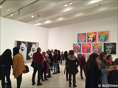 'Warhol: El arte mecánico' en Madrid