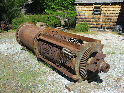 trommel for gold mining