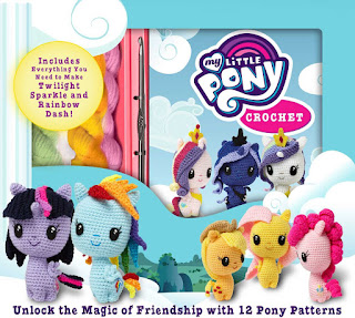 My Little Pony Crochet Book
