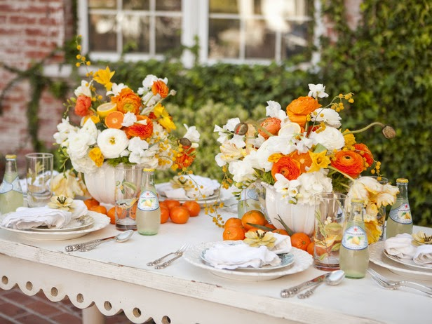 Beautiful Brides Magazine: Beautiful Wedding Table Setting