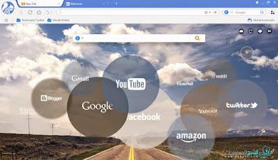 متصفح UC browser الذى يتميز بسرعته أصبح متوفر للحاسوب
