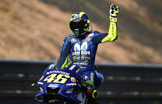 Valentino rossi 2018 wallpaper