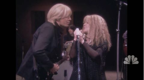 Stevie Nicks and Jimmy Fallon as Fat Tom Petty Perform Stop Draggin' My Heart Around