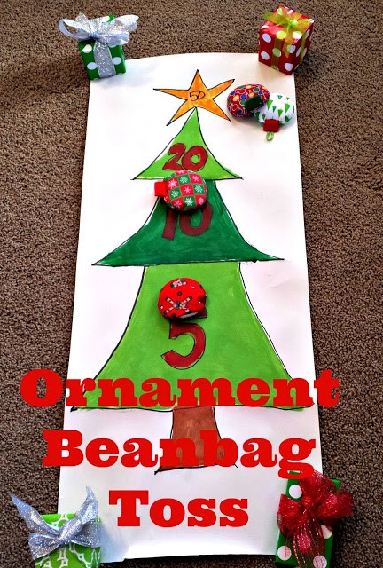 Merry Christmas Party Games for Families