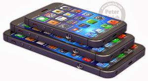 İphone 6 Büyük Ekranlı iki Model ile Gelebilir