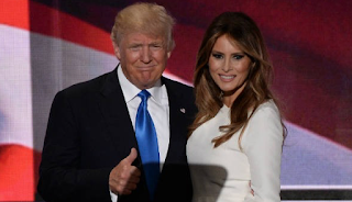 Trump Promises Press Conference On Melania's Immigration Story