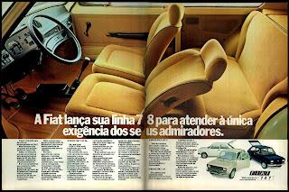 propaganda linha 78 Fiat 147 - 1977.  propaganda anos 70. propaganda carros anos 70. reclame anos 70. Oswaldo Hernandez..