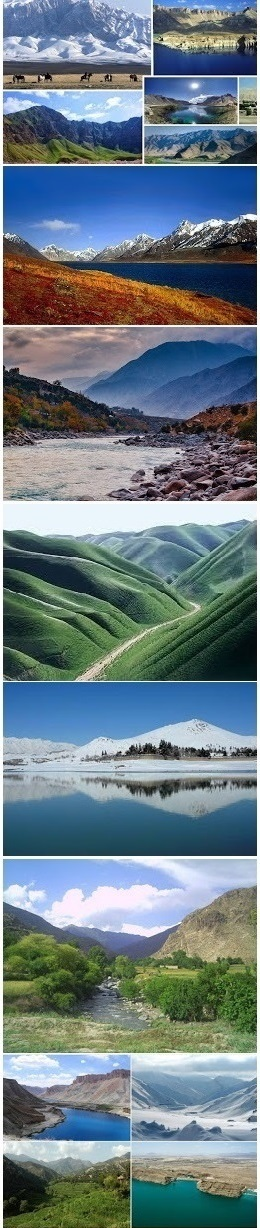 AFGHANISTAN is BEAUTIFUL Don't miss to visit it!