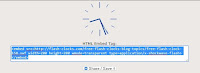 Cara Memasang Jam Keren Di Blog Terbaru
