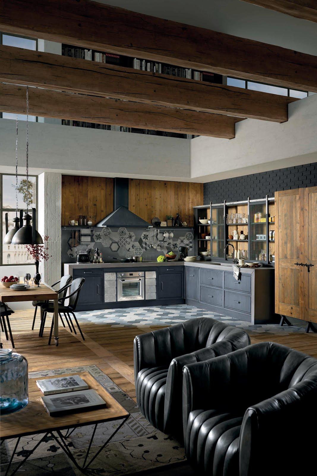Arredo e Design: MARCHI CUCINE presenta il nuovo modello BRERA 76