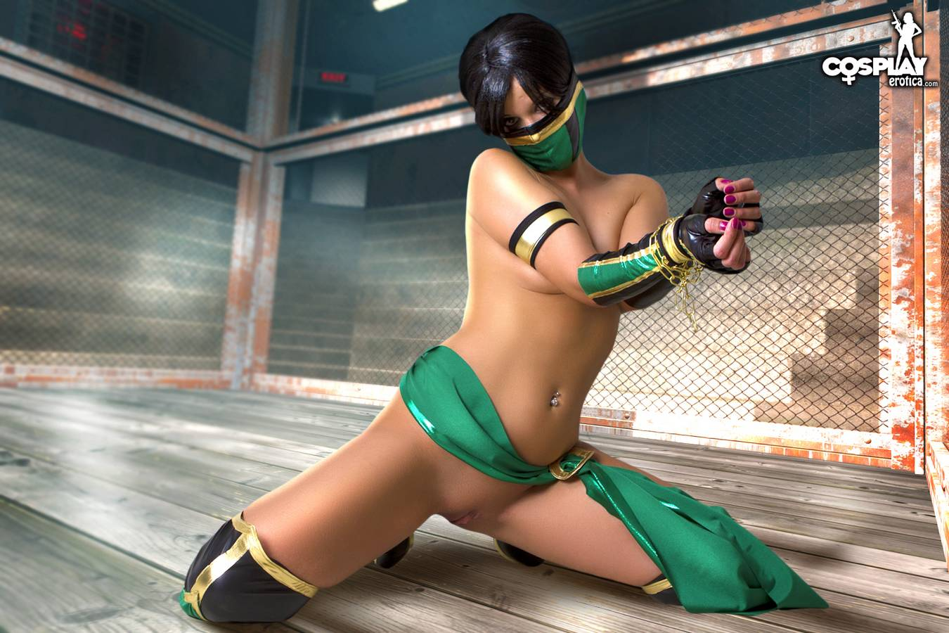 Mortal Kombat Sexy Girls