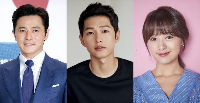 宋仲基 張東健 金智媛 tvN《阿斯達年代記》有望編成季播系列歷史劇