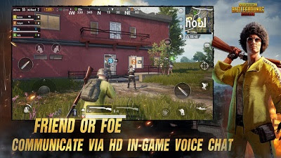 PUBG Mobile MOD Apk V0.3.3 [No ROOT, ESP, Unlimited Money]