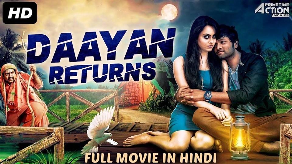 DAAYAN RETURNS (2019) Hindi Dubbed 720p HDRip 500MB