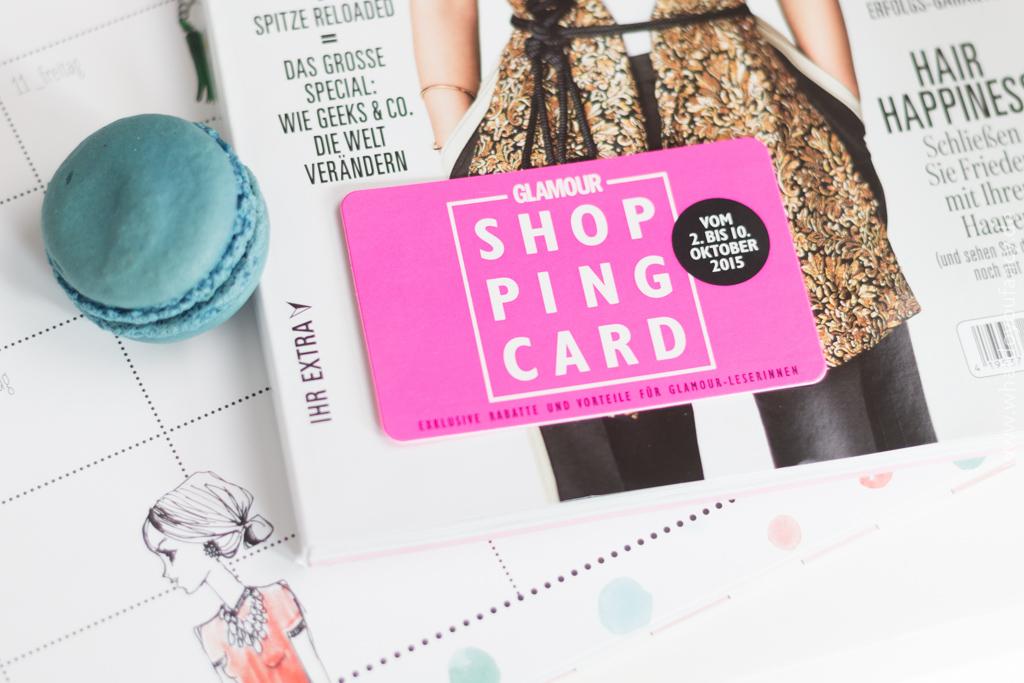 Glamour Shopping Week Oktober 2015