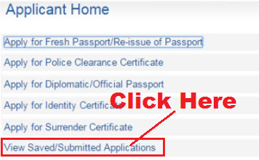 how to reschedule appointment date for passport