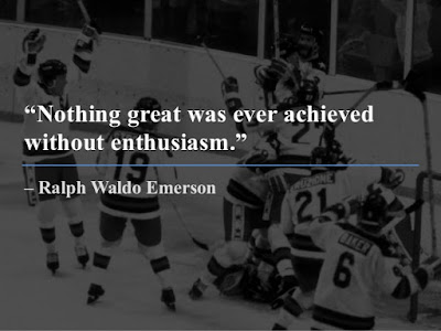 Enthusiasm Quotes Sports