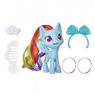 MLP Rainbow Dash G4.5 Brushables Ponies