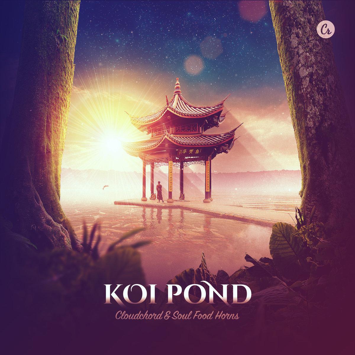 Koi Pond von Cloudchord & Soul Food Horns | Der Chill Hop Soundtrack für gutes Wetter