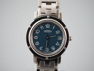 エルメス腕時計 クリッパーを買い取り致しました