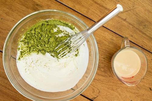 TOP cách trị mụn đậu đen bằng bột trà xanh