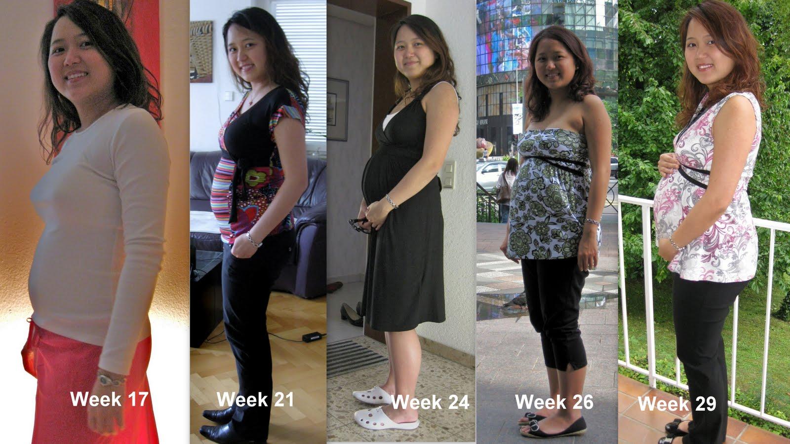 39 weeks preggy - 3 5